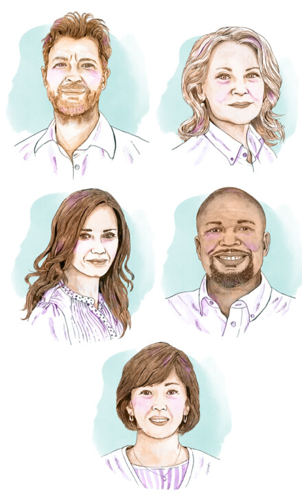 Employee Portraits
